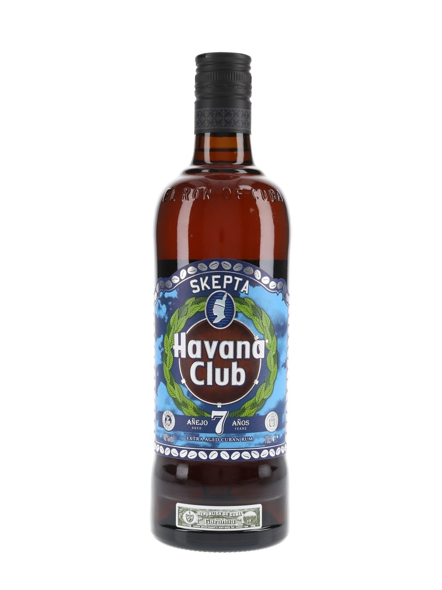 Havana Club 7 Year Old x Skepta  70cl / 40%