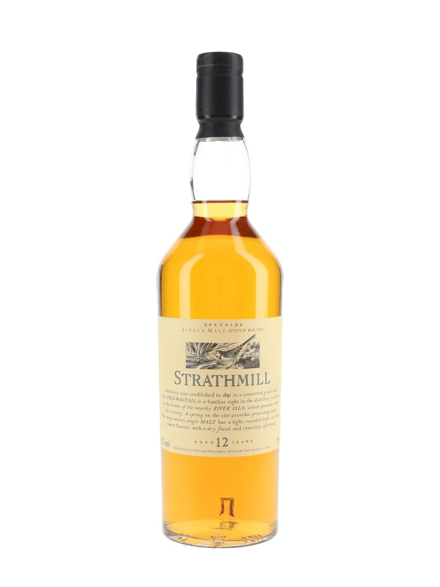 Strathmill 12 Year Old Flora & Fauna 70cl / 43%