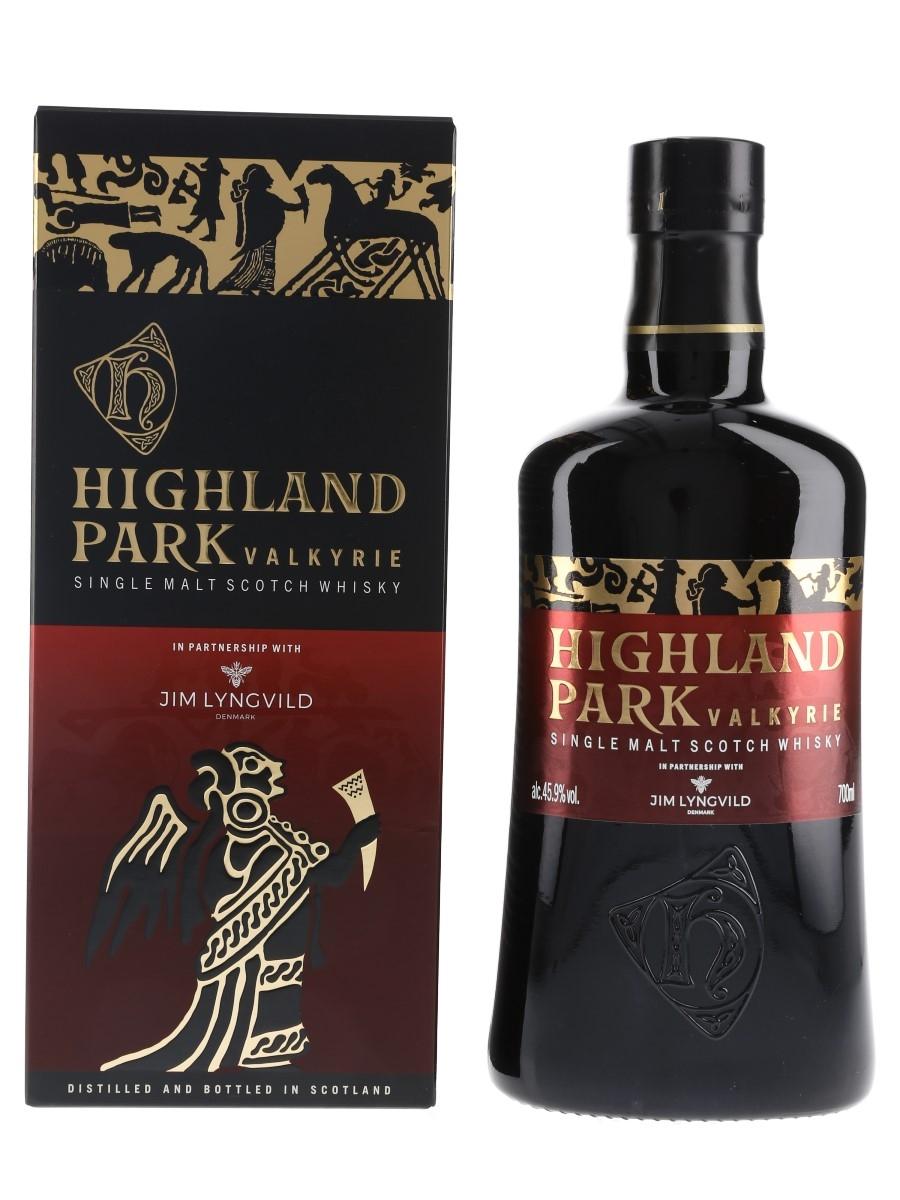 Highland Park Valkyrie Viking Legend 70cl / 45.9%