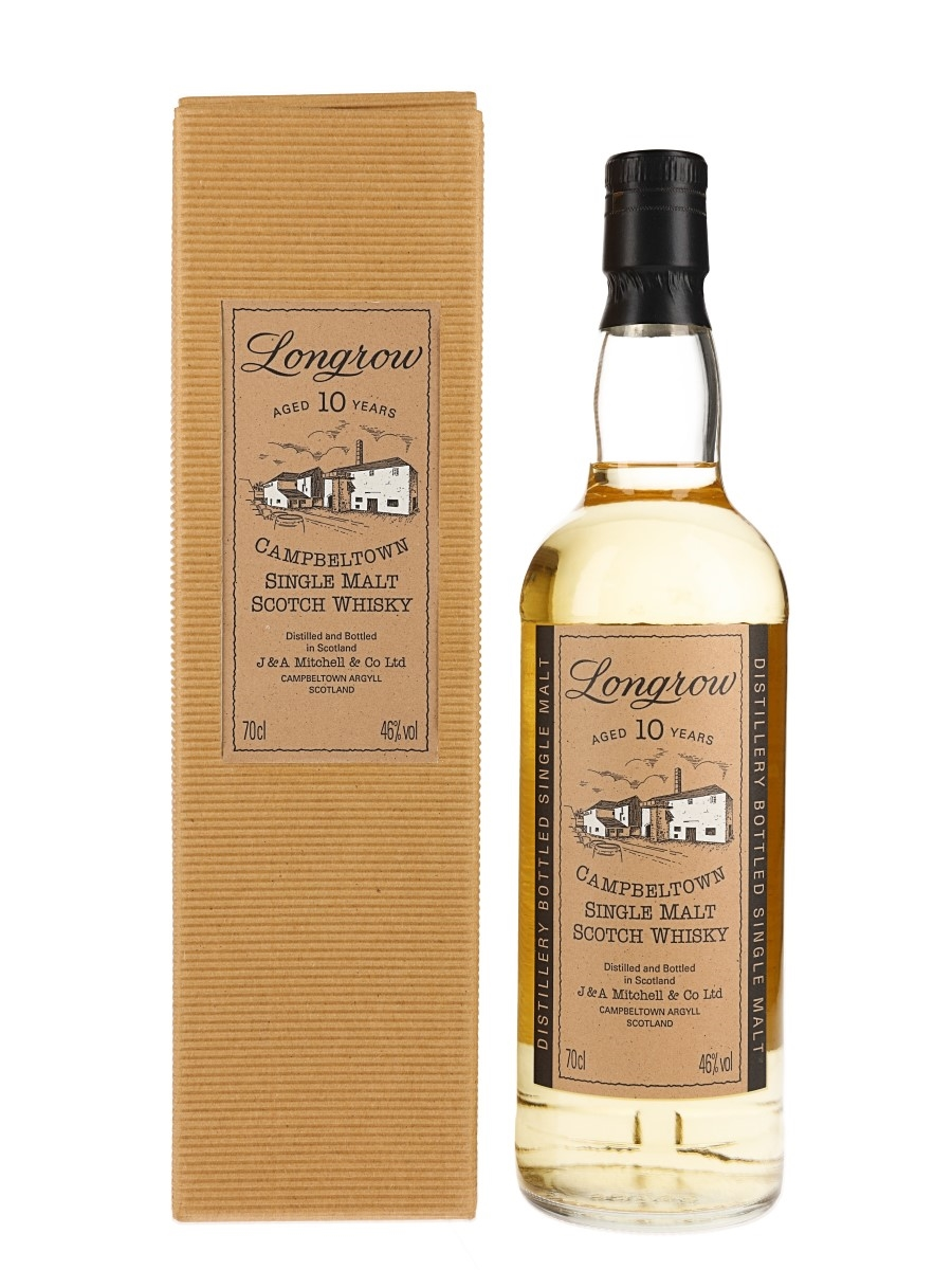 Longrow 10 Year Old Bottled 2000s 70cl / 46%