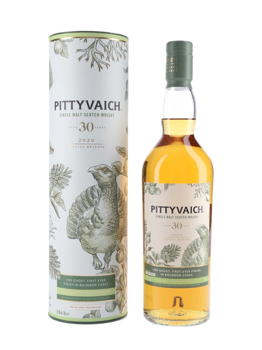 Pittyvaich 1989 30 Year Old Special Releases 2020 70cl / 50.8%