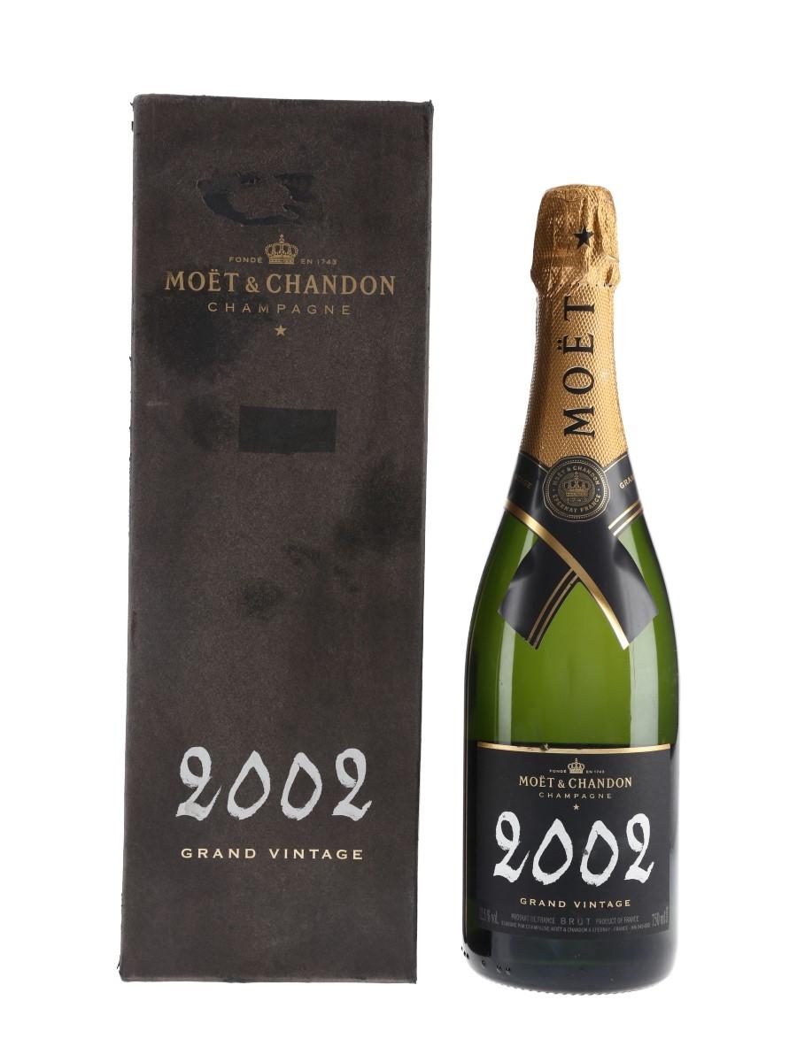 Moet & Chandon 2002 Grand Vintage Collection 75cl / 12.5%