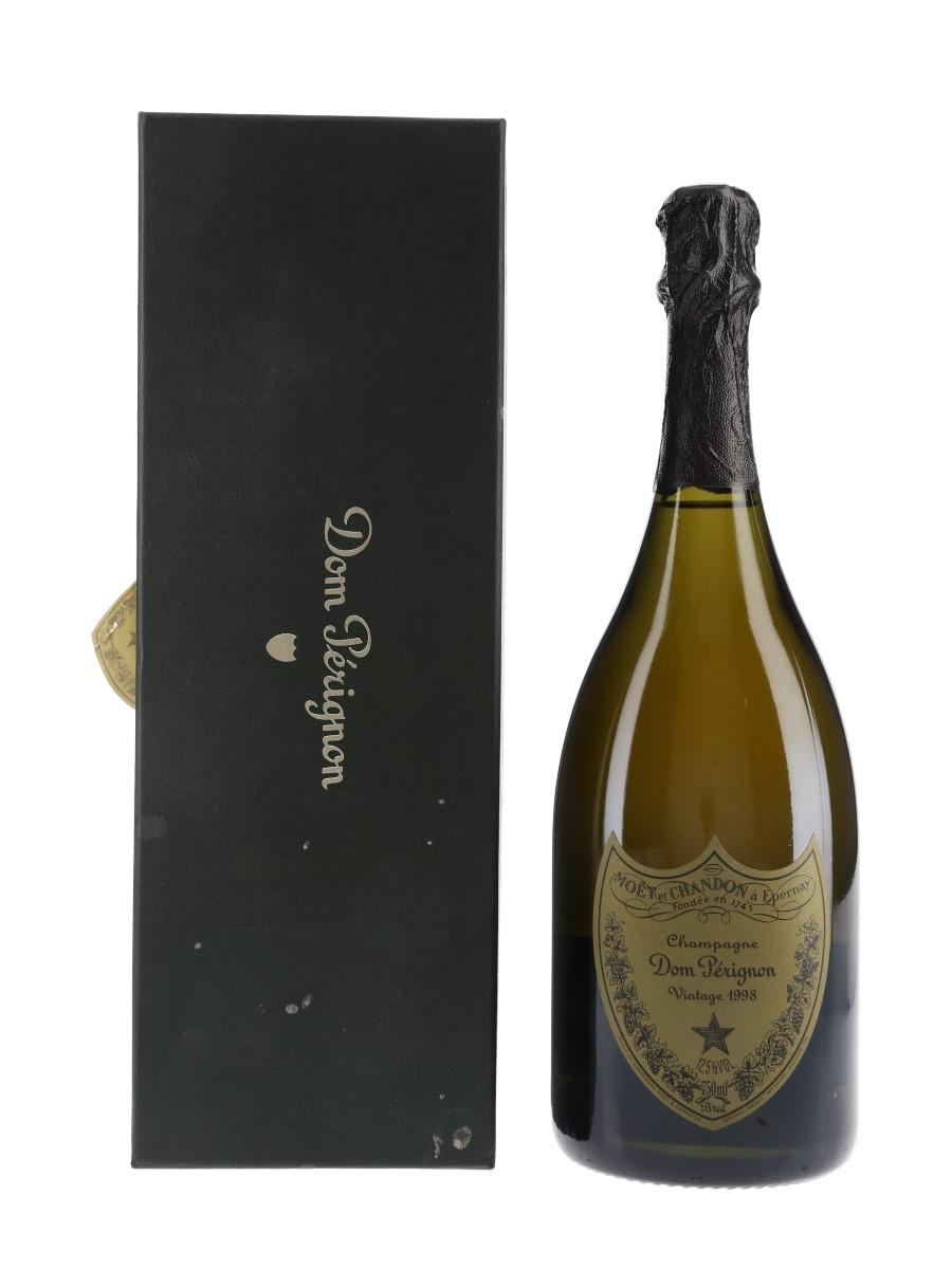 Dom Perignon 1998 Moet & Chandon 75cl / 12.5%