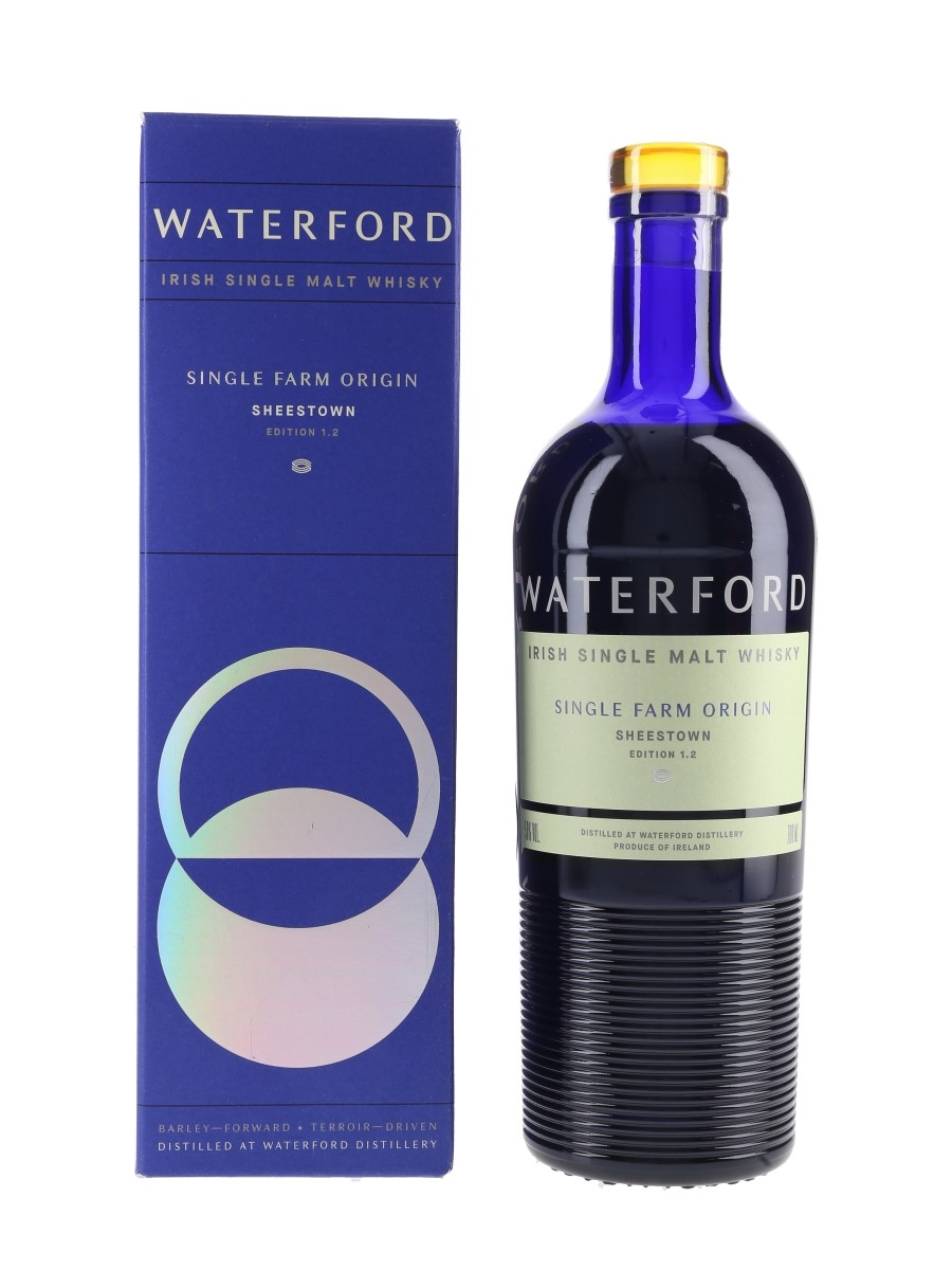 Waterford 2016 Sheestown Edition 1.2 Bottled 2020 70cl / 50%