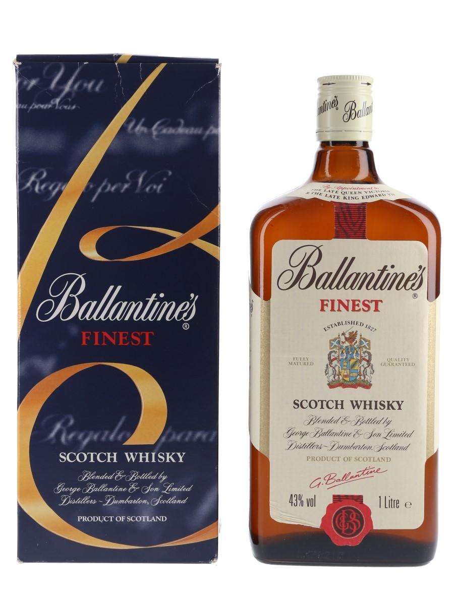 Ballantine's Finest  100cl / 43%