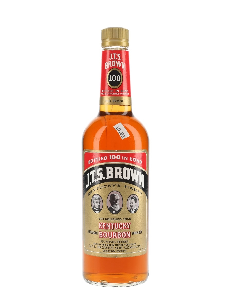 JTS Brown 100 Proof  75cl / 50%