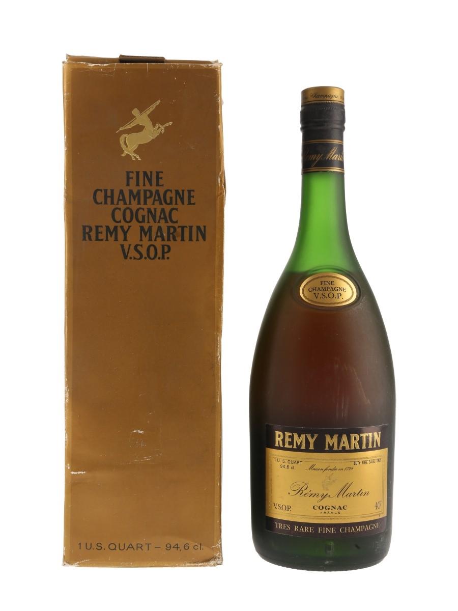 Remy Martin VSOP Bottled 1970s - US Quart 94.6cl / 40%