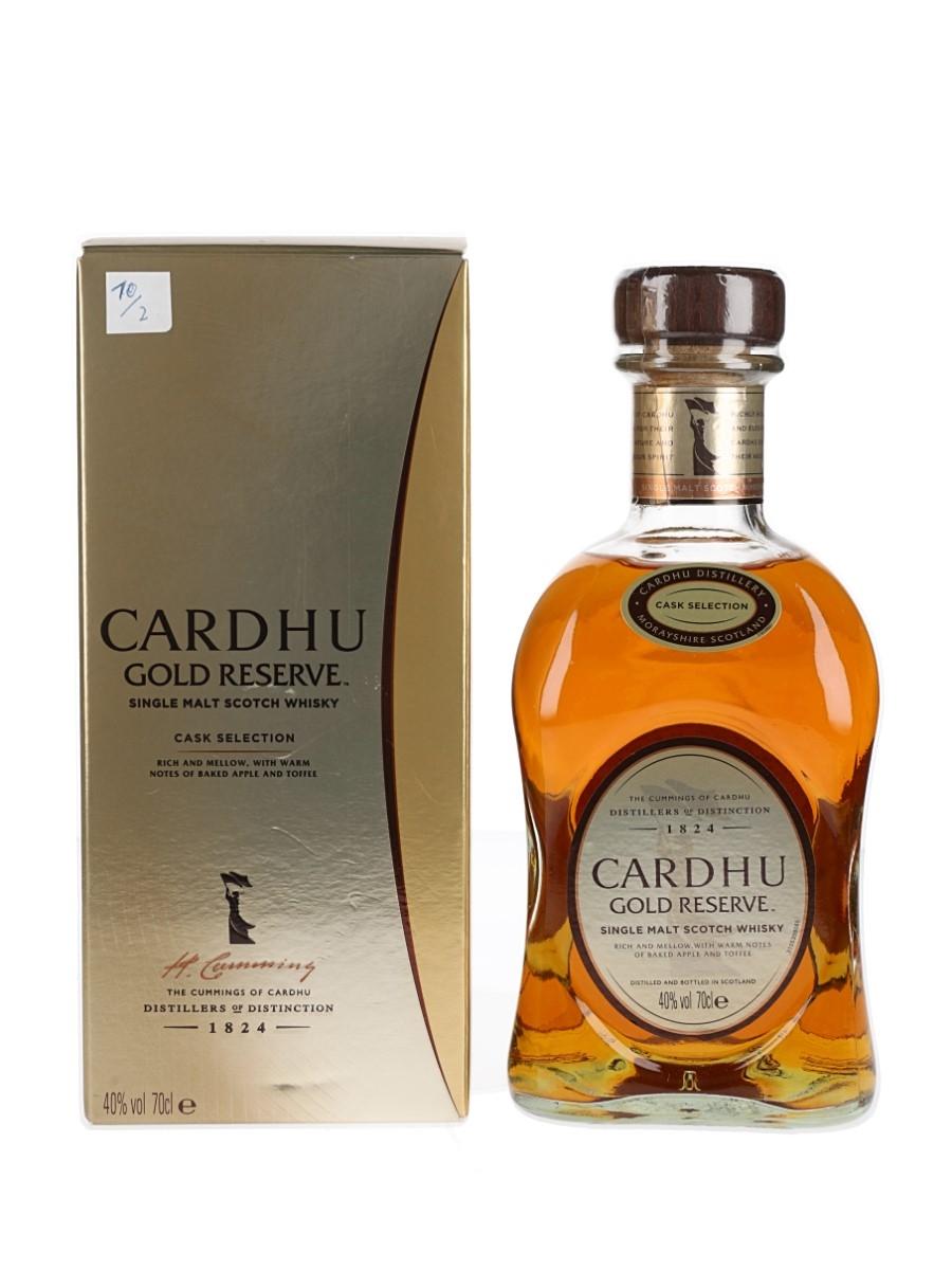 Cardhu Gold Reserve  70cl / 40%