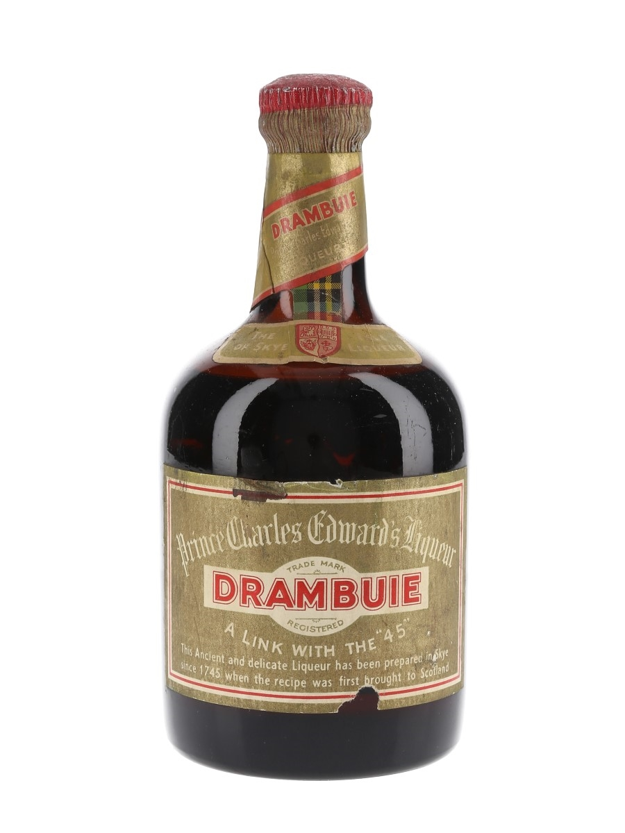 Drambuie Liqueur Bottled 1960s 75cl / 40%