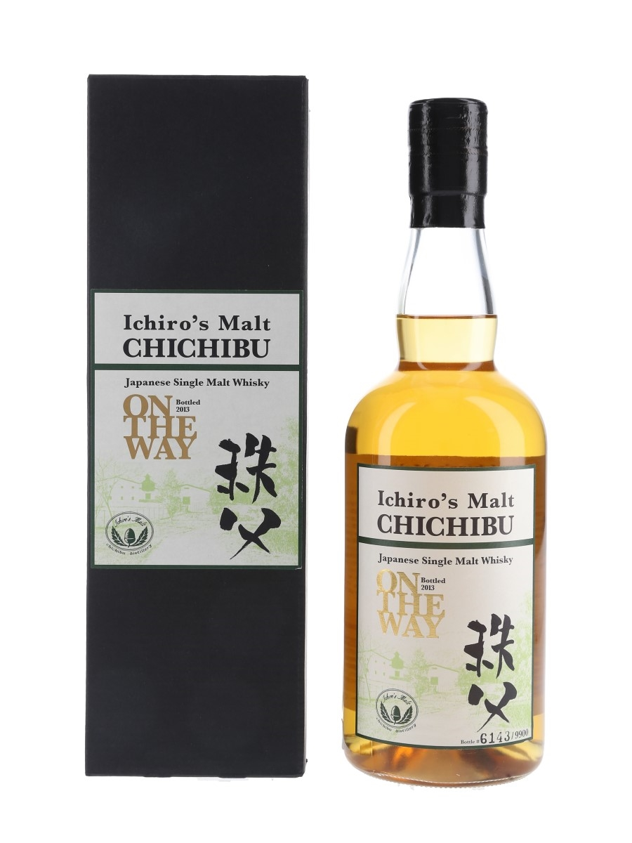 Chichibu On The Way Bottled 2013 - Number One Drinks Company Ltd. 70cl / 58.5%