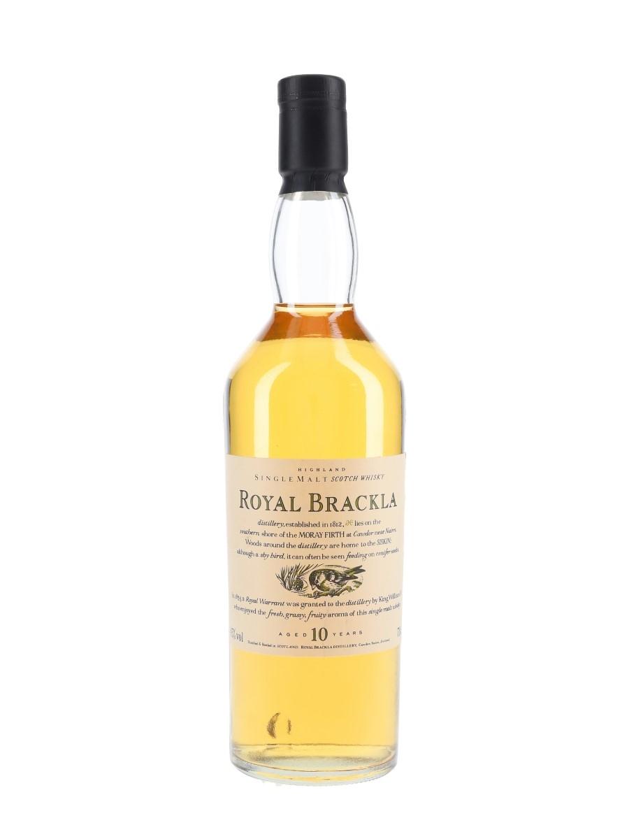 Royal Brackla 10 Year Old Flora & Fauna 70cl / 43%