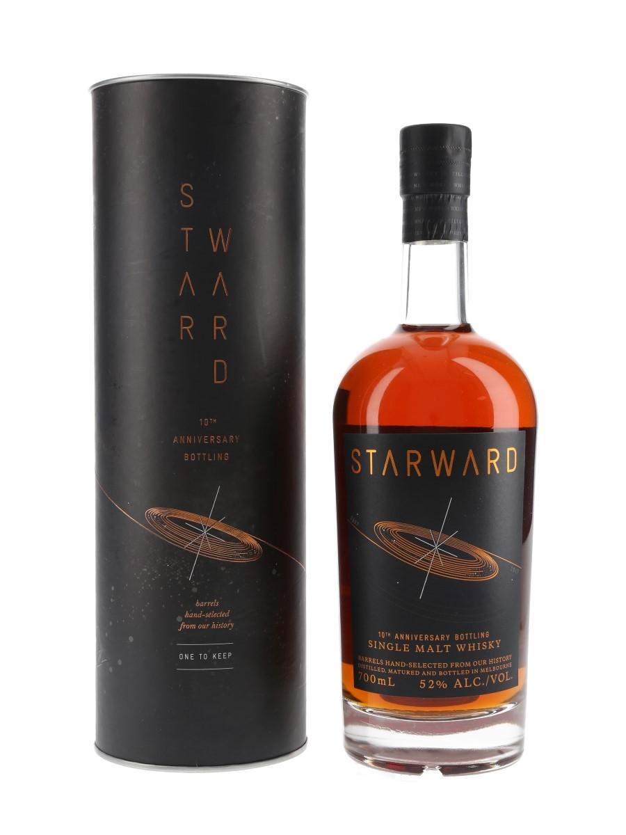 Starward 10th Anniversary Bottling  70cl / 52%