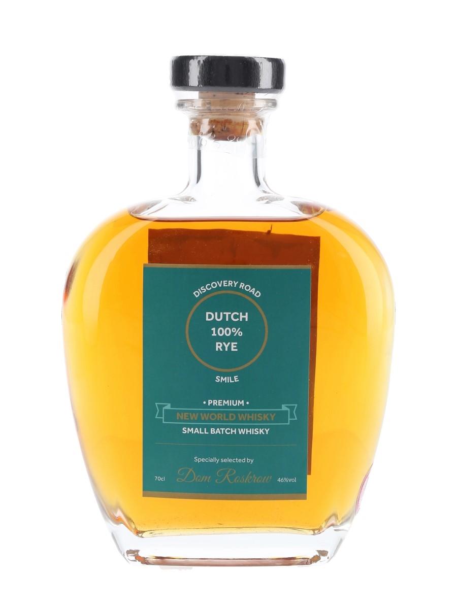 Dutch 100% Rye Whisky Dom Raskrow 70cl / 46%
