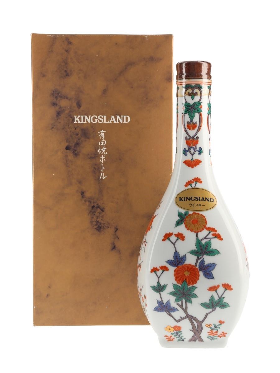 Nikka Kingsland Arita-Yaki Collection Ceramic Decanter 60cl / 43%