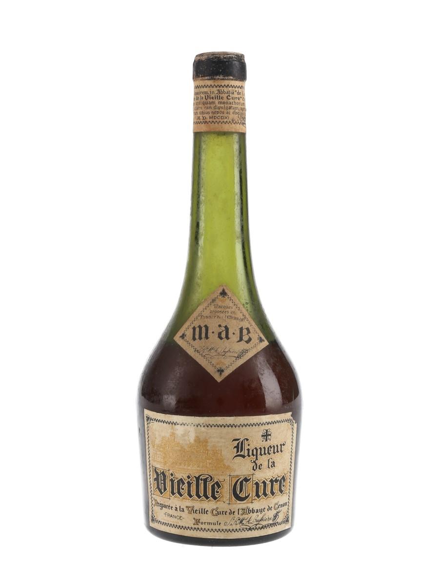 Vieille Cure Liqueur Bottled 1940s-1950s 37.5cl