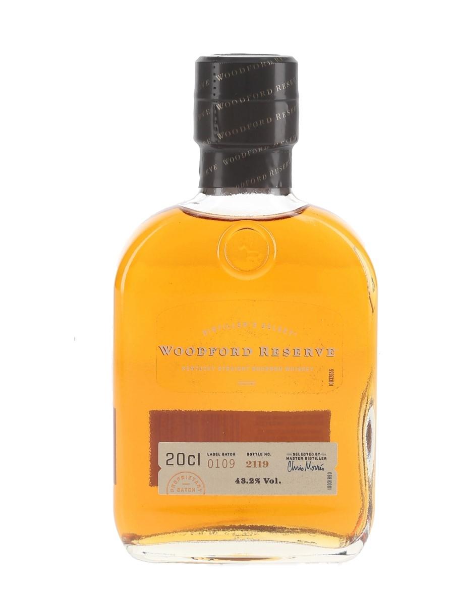 Woodford Reserve Distiller's Select Batch 109 20cl / 43.2%