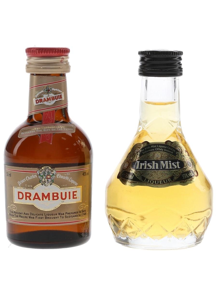 Drambuie & Irish Mist  2 x 5cl