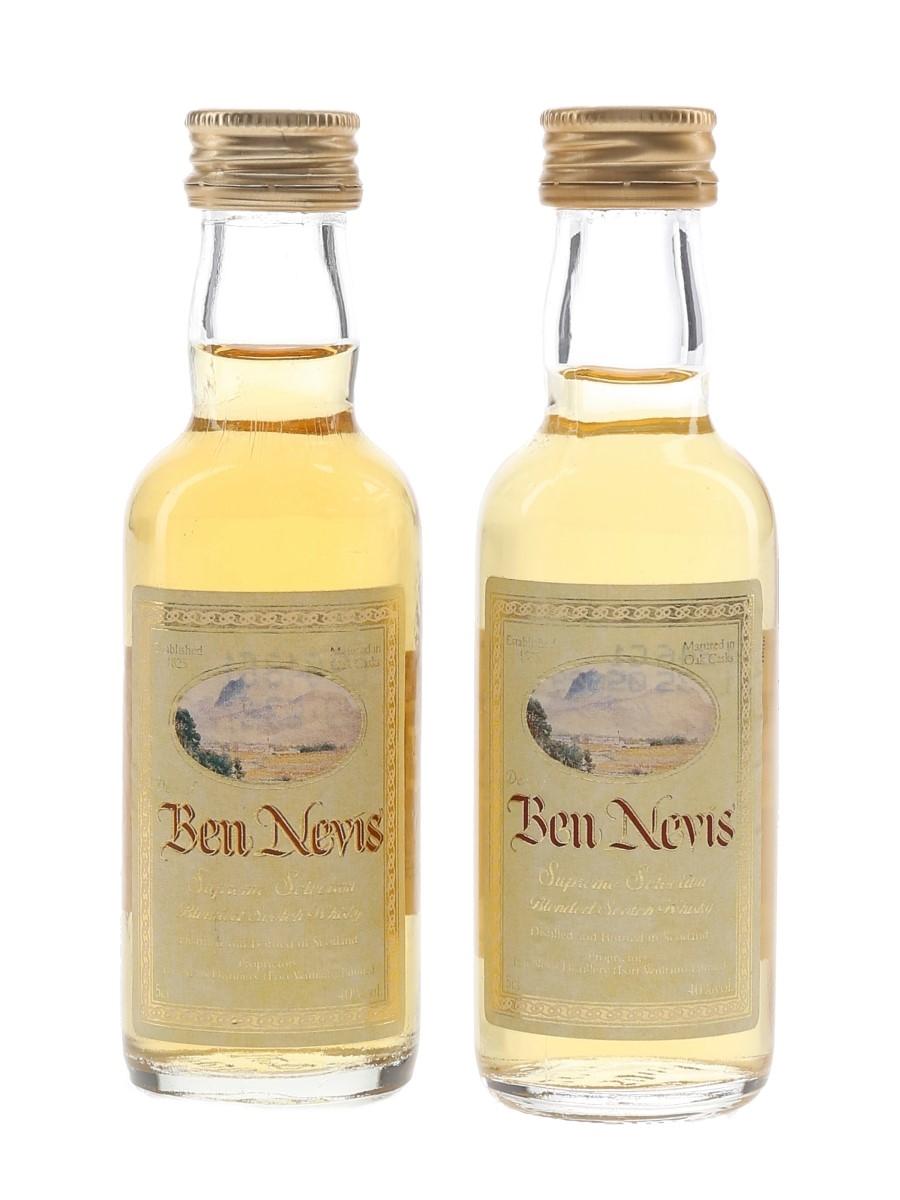 Dew Of Ben Nevis Supreme Selection  2 x 5cl / 40%