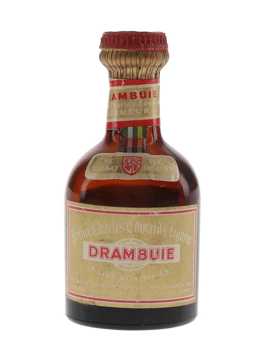 Drambuie Bottled 1950s-1960s 5cl