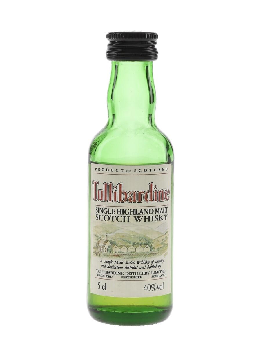Tullibardine Bottled 1990s 5cl / 40%