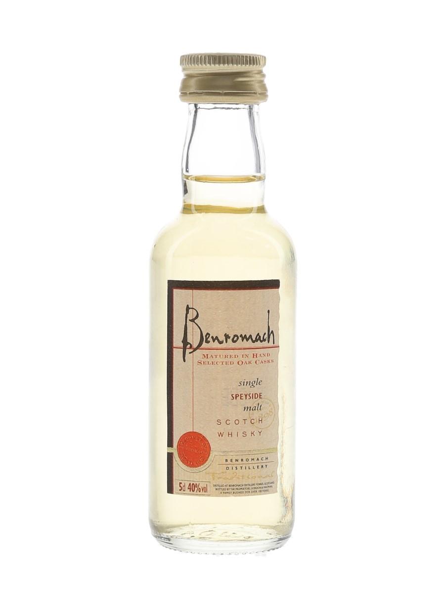 Benromach Bottled 2000s 5cl / 40%