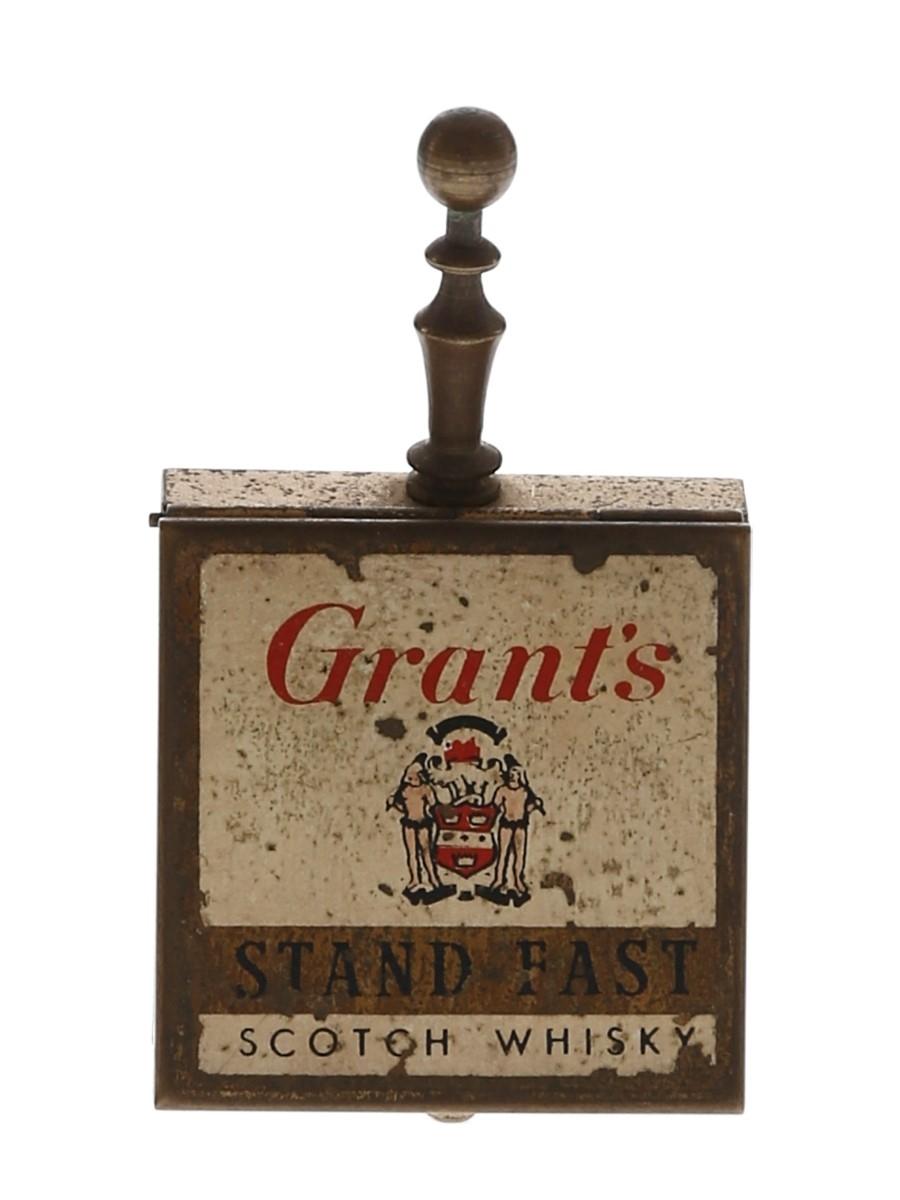 Grant's Stand Fast Pill Box  4cm x 4cm