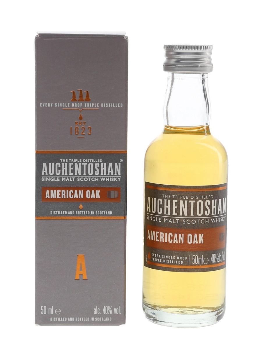 Auchentoshan American Oak  5cl / 40%