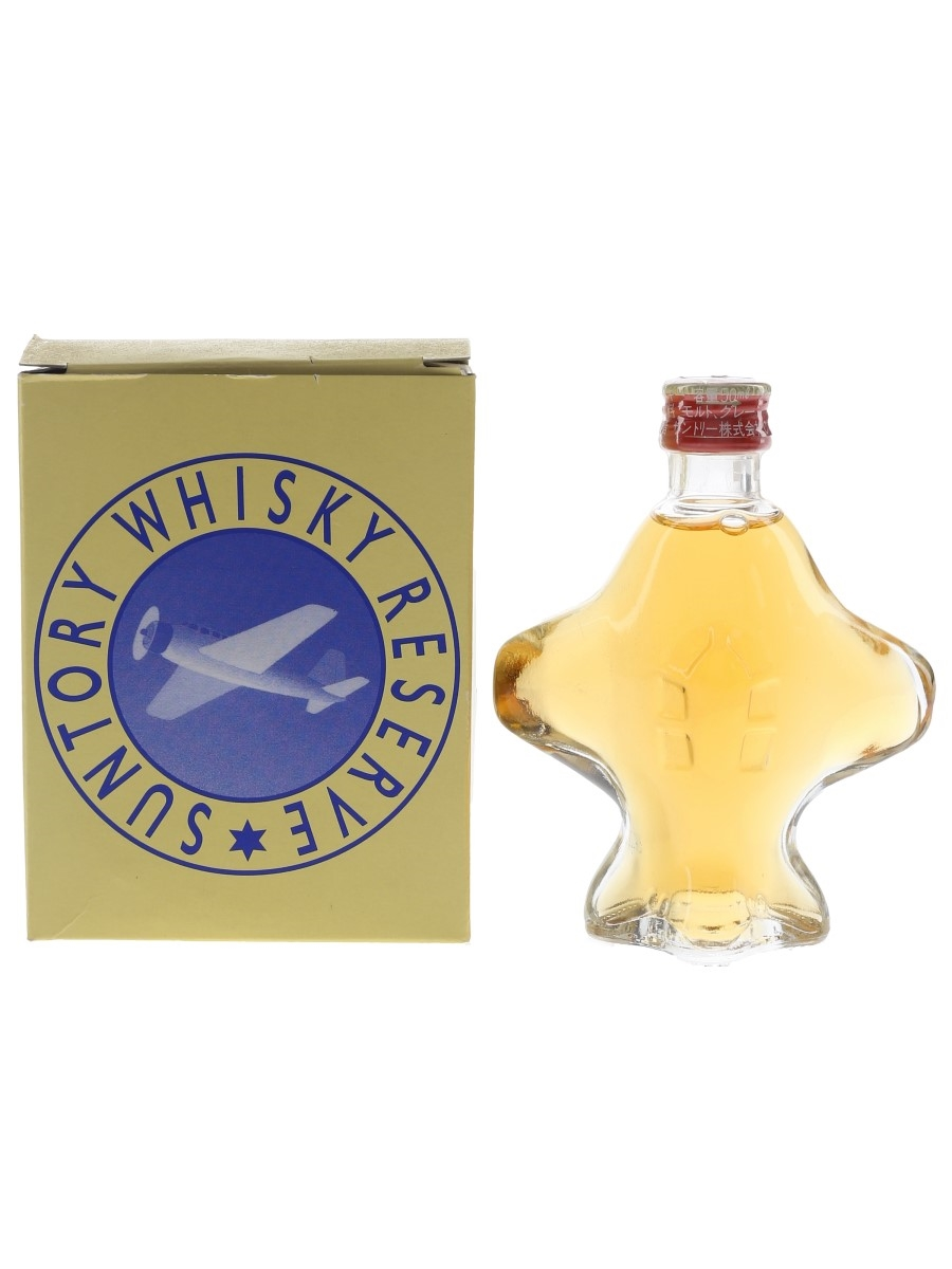 Suntory Reserve Whisky Motor Paradise 'Airplane'  5cl / 43%