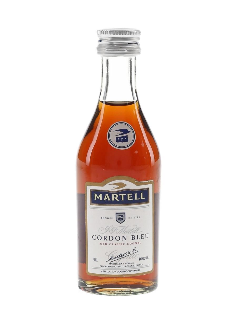 Martell Cordon Bleu  5cl / 40%