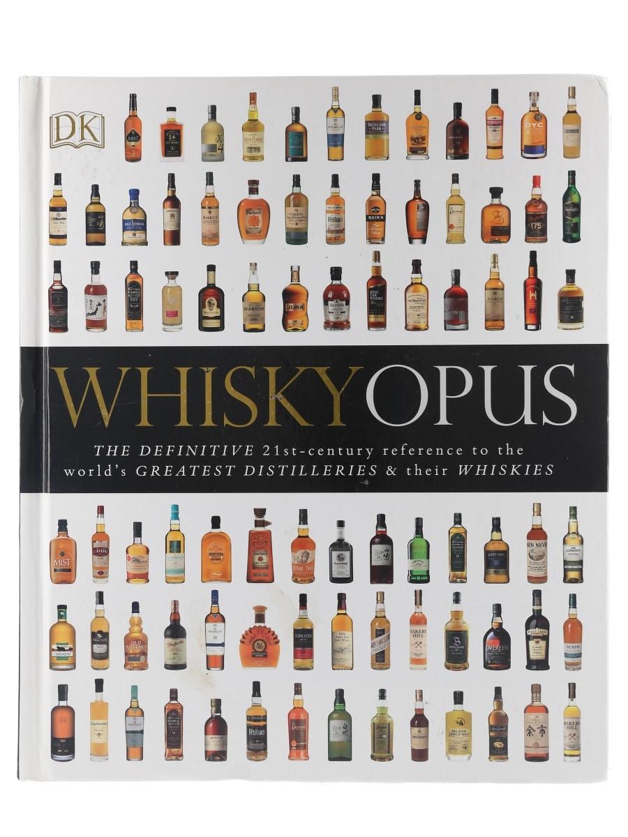 Whisky Opus Gavin D Smith & Dominic Roskrow