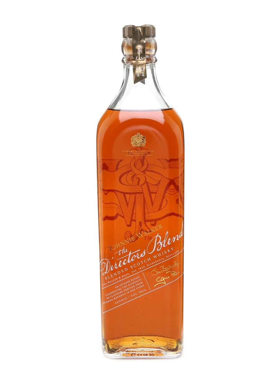 Johnnie Walker The Directors Blend 2011 Limited Edition 70cl / 46%