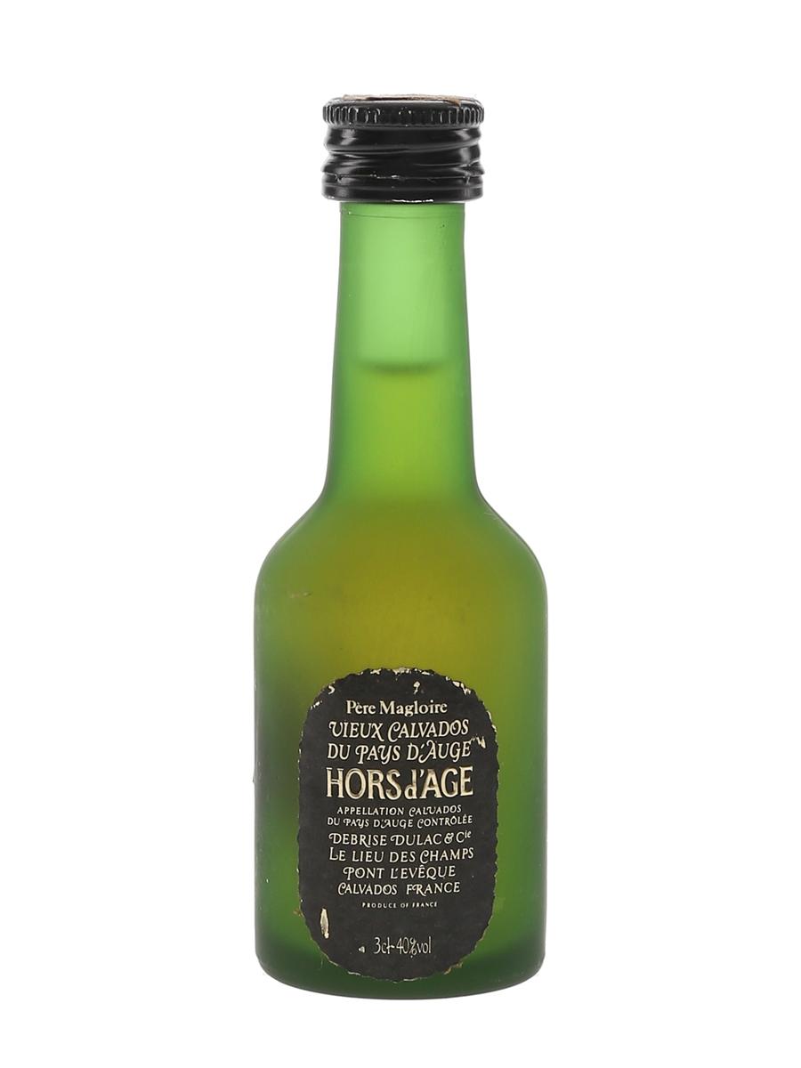 Pere Magloire Vieux Calvados Hors D'Age  3cl / 40%