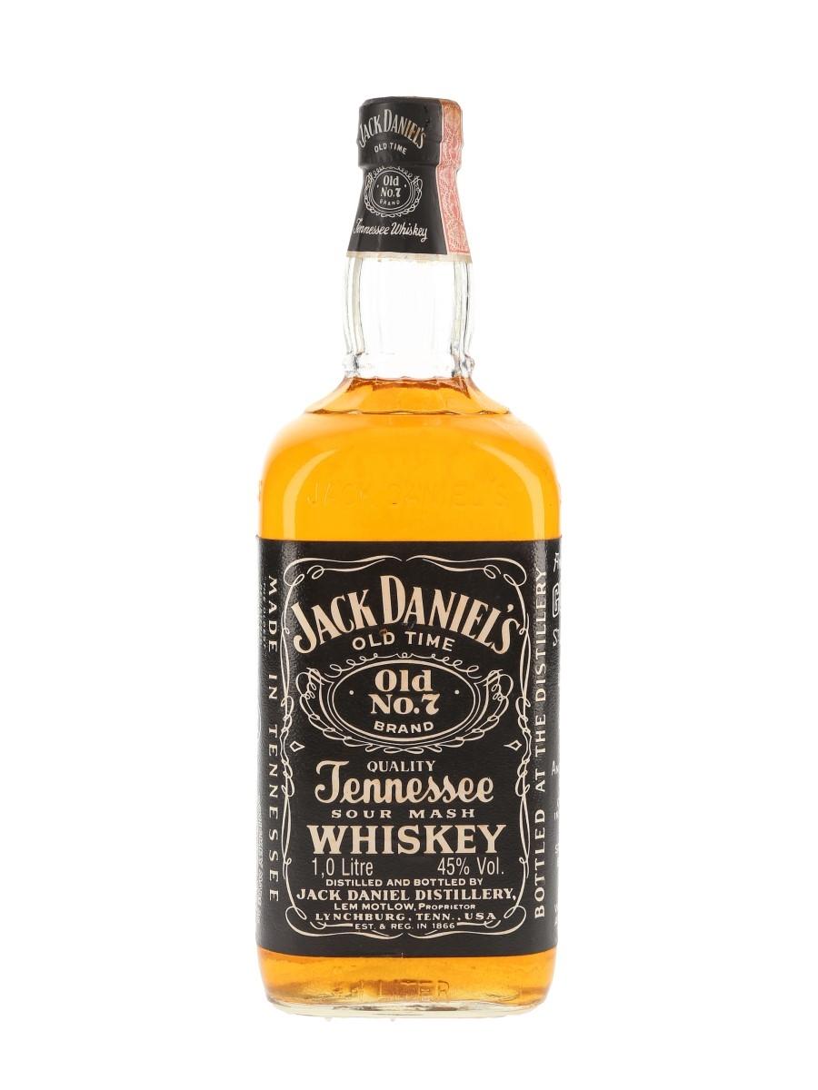 Jack Daniel's Old No.7 Bottled 1990s 100cl / 45%