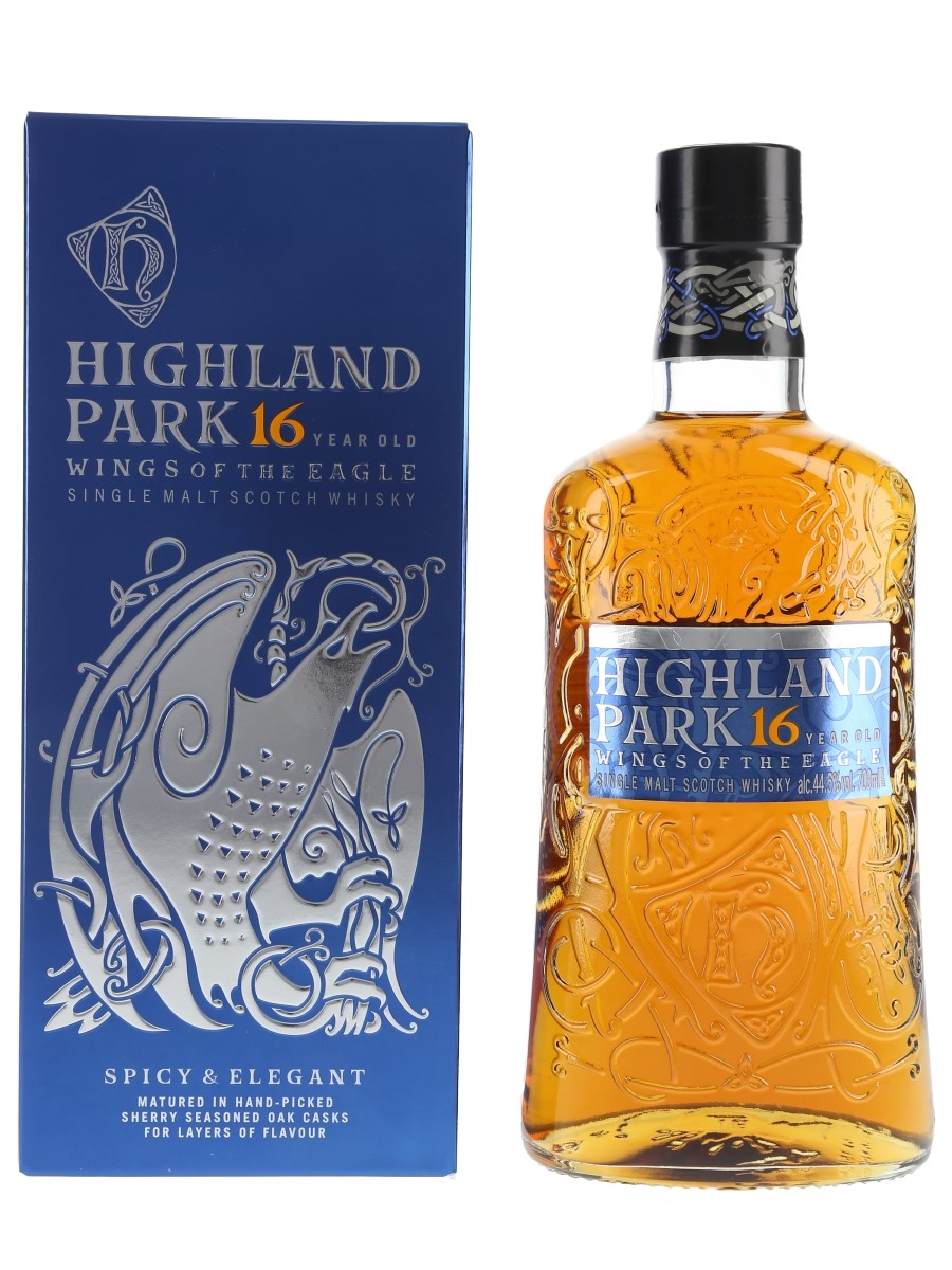 Highland Park 16 Year Old Wings Of The Eagle Duty Free Exclusive 70cl / 44.5%