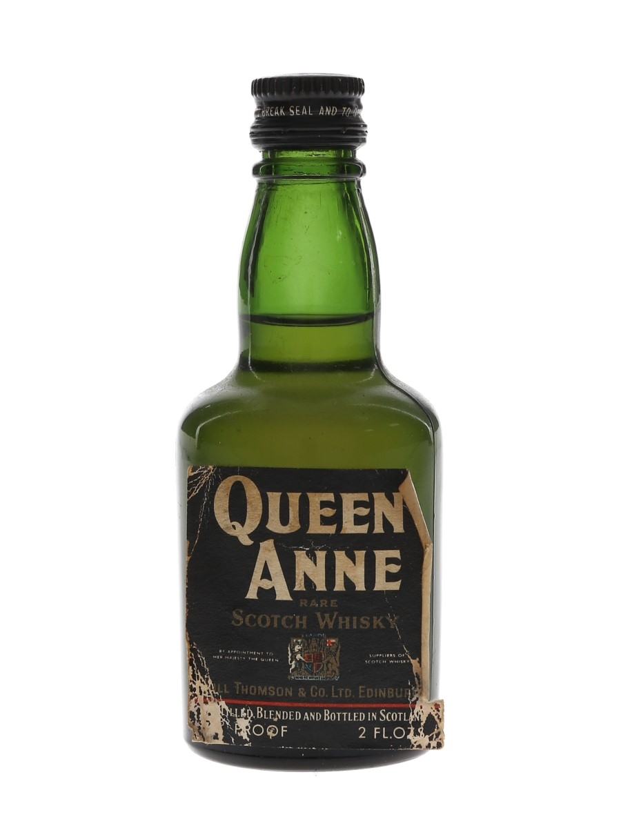 Queen Anne Rare Bottled 1960s 5.6cl / 40%