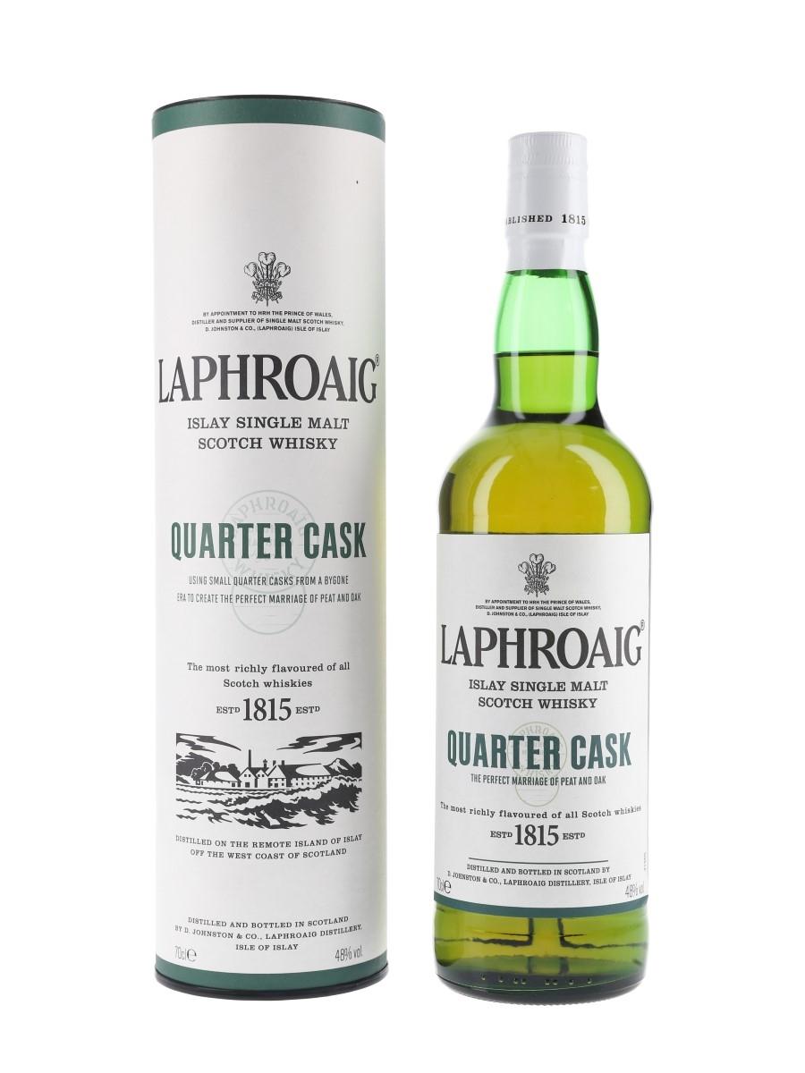 Laphroaig Quarter Cask  70cl / 48%