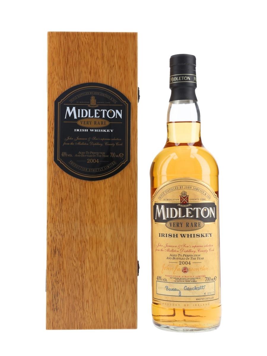 Midleton Very Rare Bottled 2004 70cl / 40%