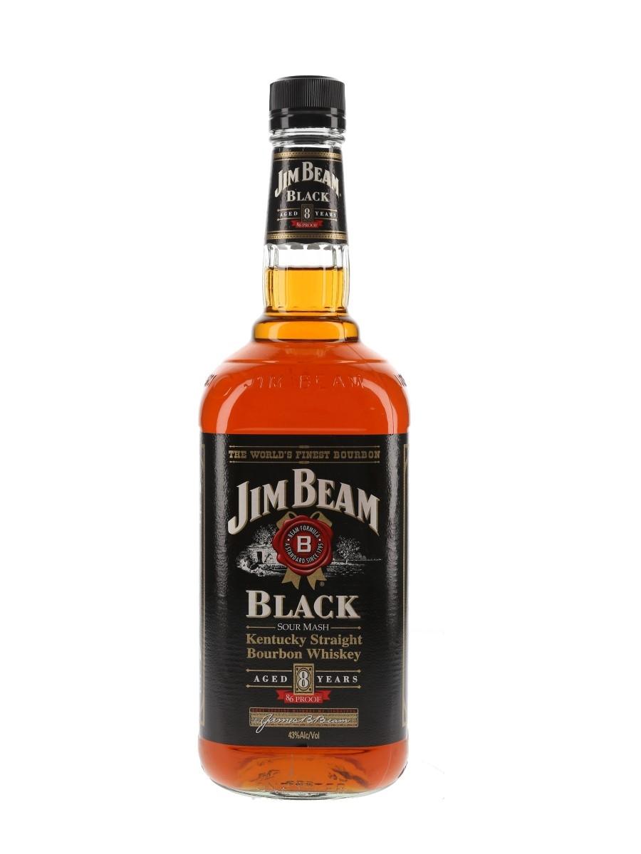Jim Beam Black 8 Year Old  100cl / 43%