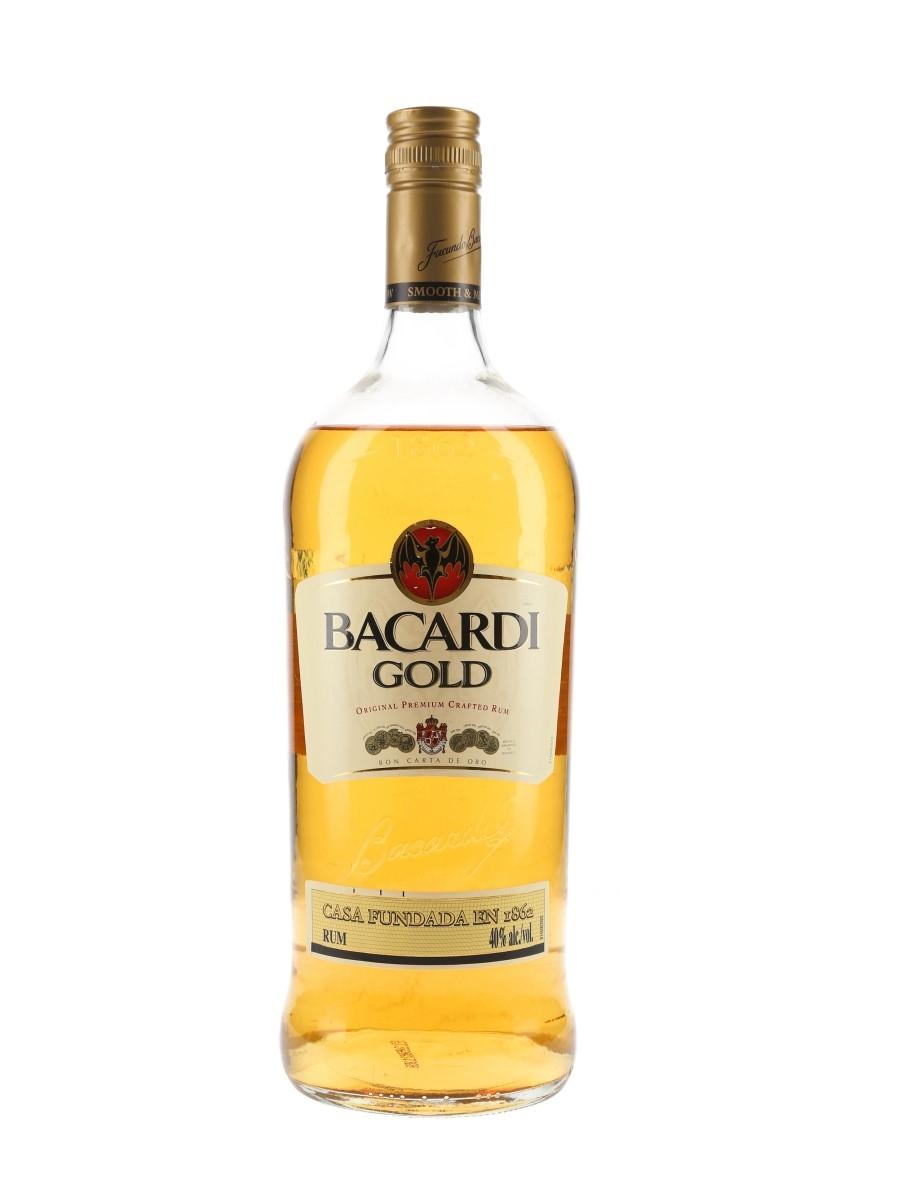 Bacardi Gold Rum  114cl / 37.5%
