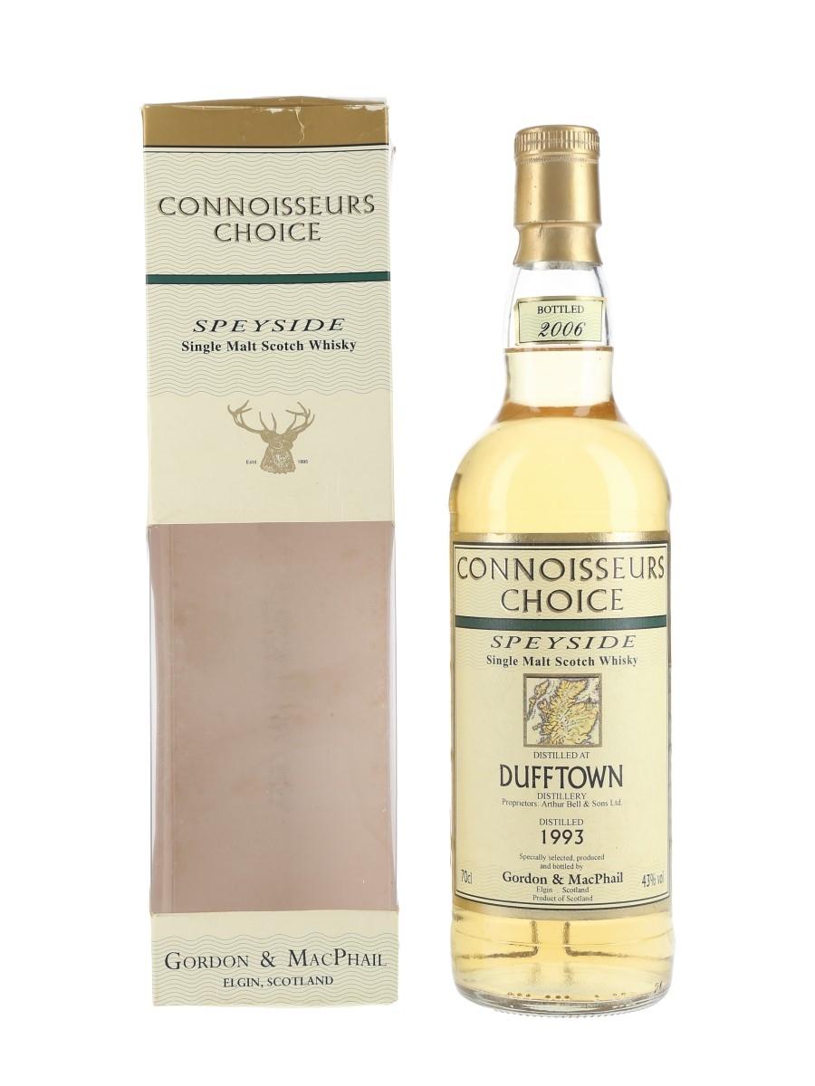 Dufftown 1993 Bottled 2006 - Connoisseurs Choice 70cl / 43%