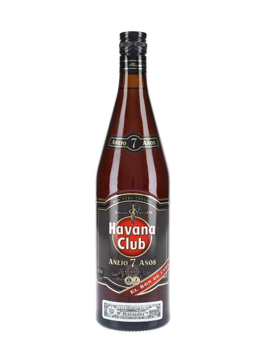 Havana Club Anejo 7 Year Old Bottled 1990s 100cl / 40%