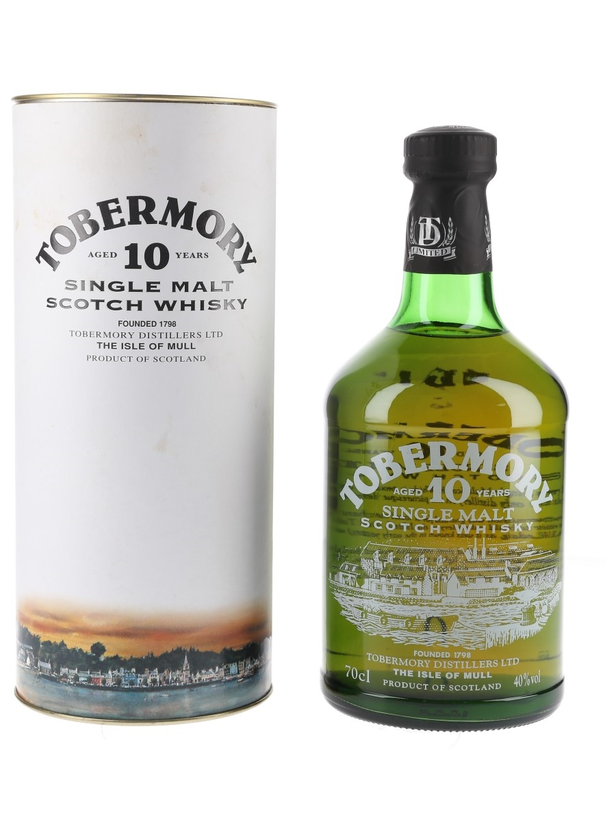 Tobermory 10 Year Old Old Presentation 70cl / 40%