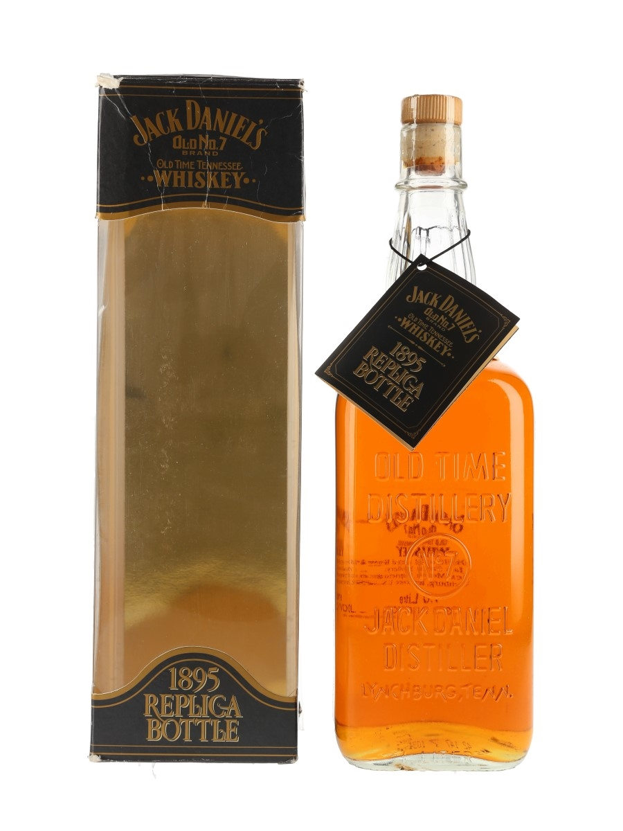 Jack Daniel's No.7 1895 Replica  100cl / 43%