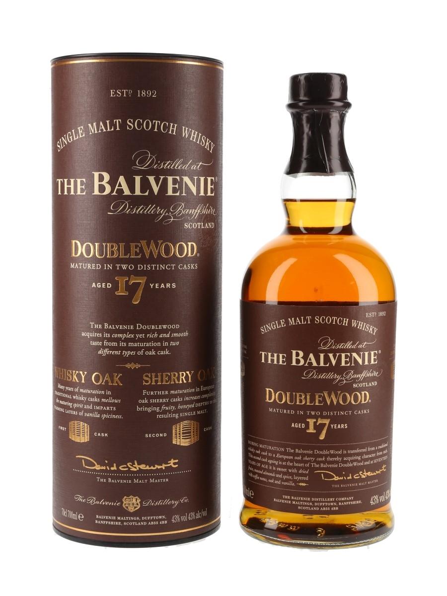 Balvenie 17 Year Old DoubleWood  70cl / 43%