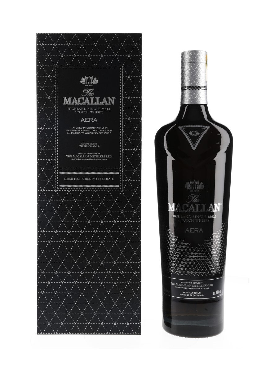 Macallan Aera Bottled 2018 - Taiwanese Market 70cl / 40%