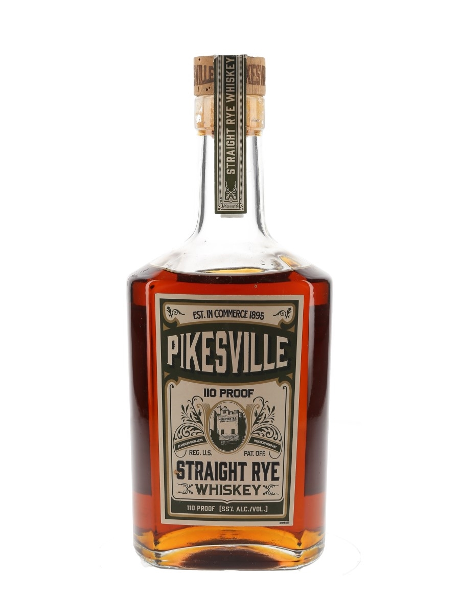 Pikesville 110 Proof Rye Heaven Hill 75cl / 55%