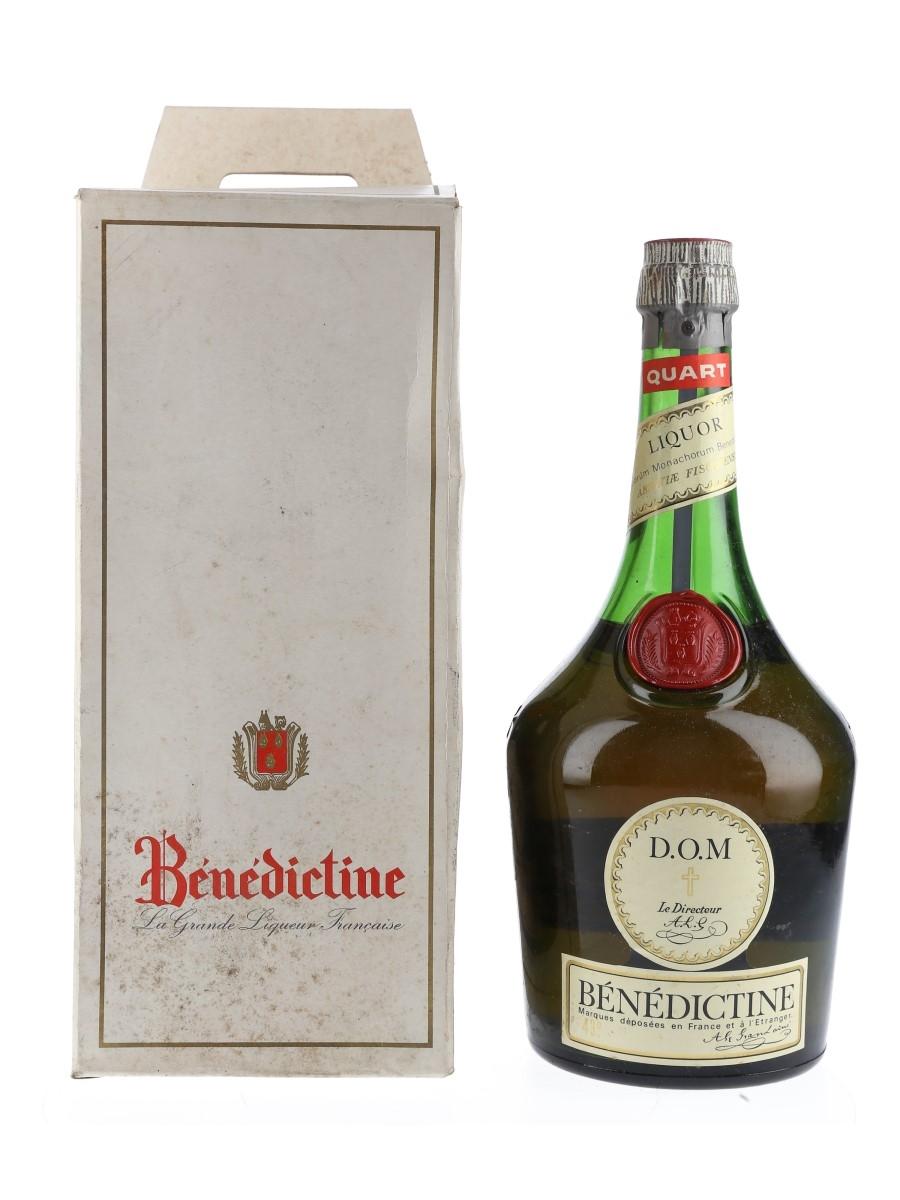 Benedictine DOM Bottled 1970s 94.6cl