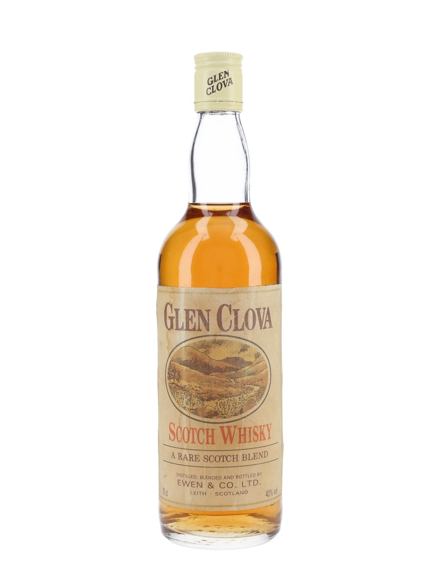 Glen Clova Bottled 1990s 70cl / 40%