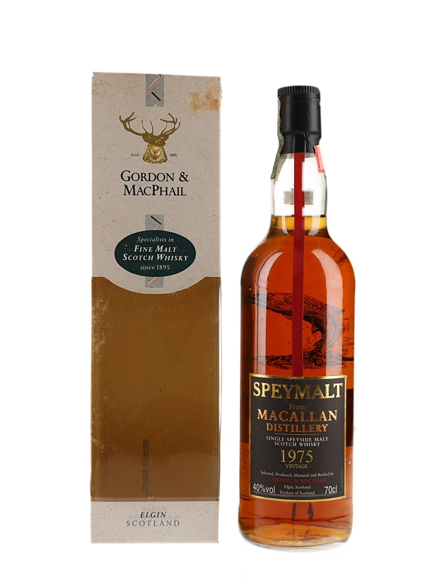 Macallan 1975 Speymalt Bottled 2001 - Giuseppe Meregalli 70cl / 40%