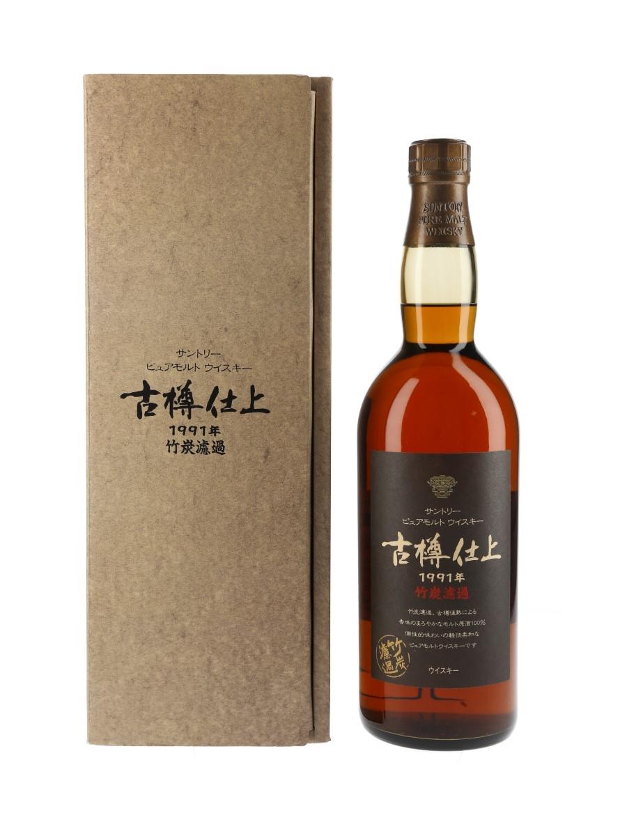 Suntory 1991 Furudaru Shiage  75cl / 43%